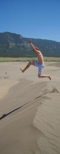 Sand Dune Natl Monument