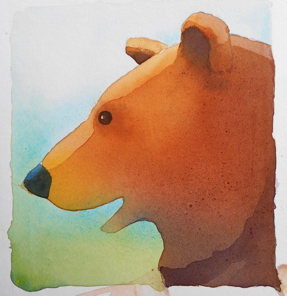 Christian storybooks-Bear Island
