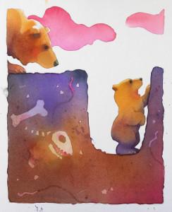 Bear Island-Scott Freeman