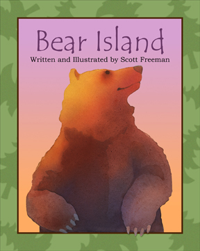 Kids' storybooks-Bear Island