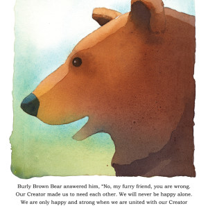 Bear Island by Scott Freeman - illustration