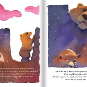 Bear Island by Scott Freeman - illustration 2