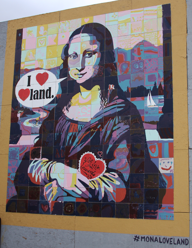 Mona Lisa Valentine