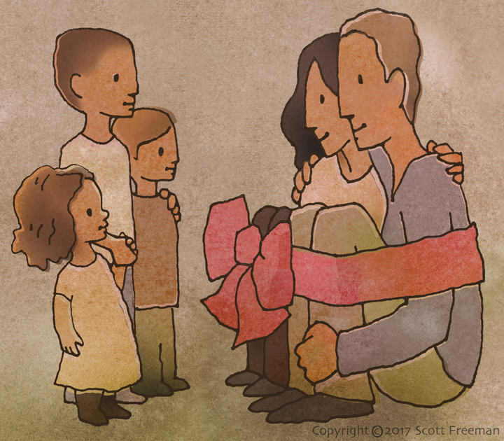 children deserve a married mom and dad