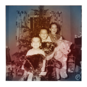 Xmas 1960's childhood, reason for the season